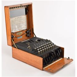 German 1935 Enigma Machine