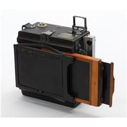 Antique Graflex Speed Graphic Press Camera