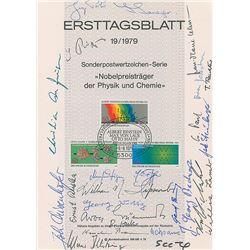 Lindau Nobel Laureates: 1979