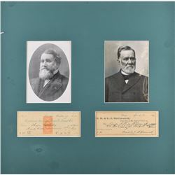 Cyrus and Leander McCormick