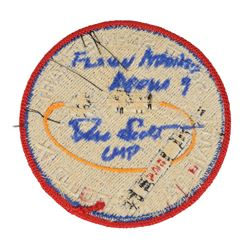 Dave Scott's Apollo 9 Flown Mission Patch