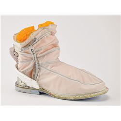 Space Shuttle EMU Suit Boot