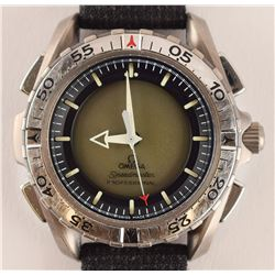 Space Shuttle Omega X-33 Watch
