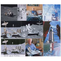 Apollo Lunar Rover: Pavlics and Von Tiesenhausen