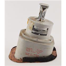 Apollo RRT Antenna Hat Coupler Assembly