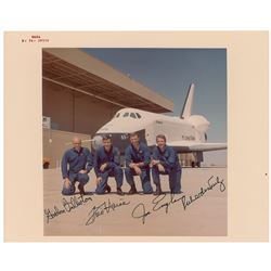Space Shuttle ALT Crew