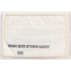 Thermal Micrometeoroid Garment Shell Sample