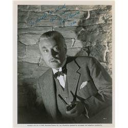 Sherlock Holmes: Basil Rathbone and Nigel Bruce