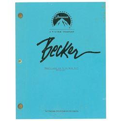 Jorge Garcia's Script for Becker