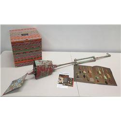 Patina Bronze Windbell by Cosanti (Paradise Valley AZ) w/ Arosanti Box