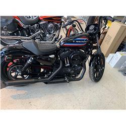 2020 Harley Davidson Sportster Iron 1200
