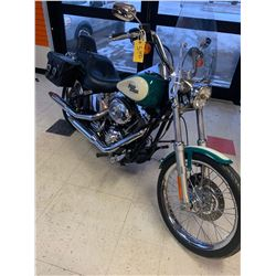 2009 Harley Davidson Softail Standard