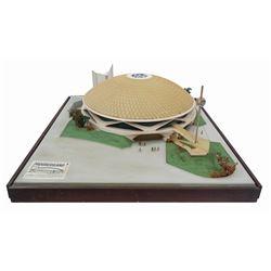 General Electric Progressland Architectural Model.