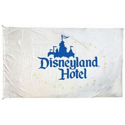 Disneyland Hotel Oversize Entrance Flag.