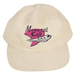 Monorail Cafe Souvenir Hat.