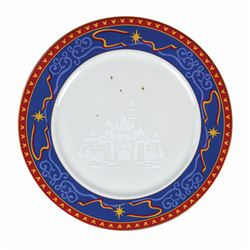 Set of (12) Disneyland Hotel 50th Anniversary Plates.