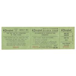 Adult Complete Admission & Guided Tour Ticket.