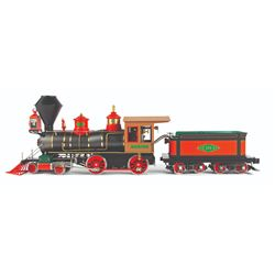 Accucraft Live Steam Lilly Belle Model.