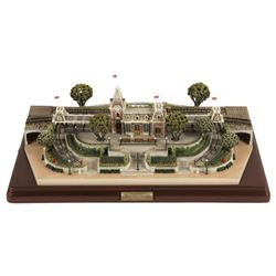 Main Street Station Model by Olszewski.