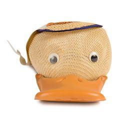 Donald Duck Squeaker Hat Souvenir.