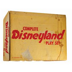 Rare Disneyland Play Set by Marx.