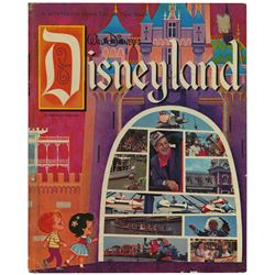 """Walt Disney's Disneyland"" Whitman Tell-A-Tale Book."