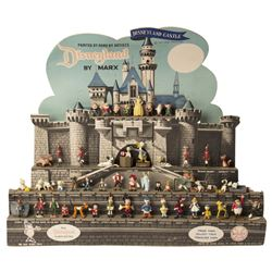 Disneyland by Marx Disneykins Display Prototype.