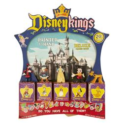 Disneykings Store Display.
