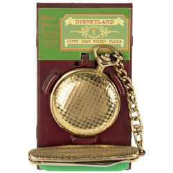 Main Street Trolley Prototype Pocket Watch.