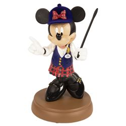Minnie Mouse Tour Guide Figure.