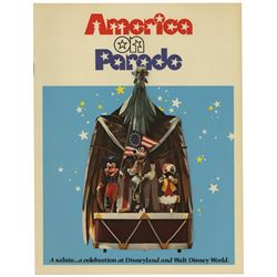 Disney's America on Parade Guidebook.