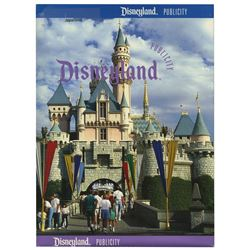 Disneyland 40th Anniversary Japanese Publicity Packet.