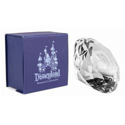Disneyland 60th Anniversary Faux Diamond Press Gift.