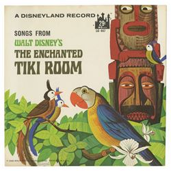 Songs From The Enchanted Tiki Room Record.