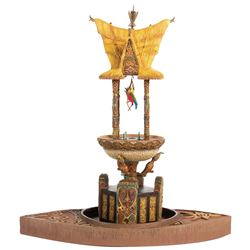 Enchanted Tiki Fountain Limited Edition Figure.
