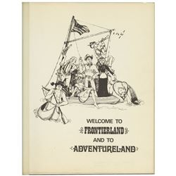 Welcome to Frontierland and to Adventureland Manual.