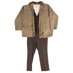 Frontierland Disneyland Resort Uniform.