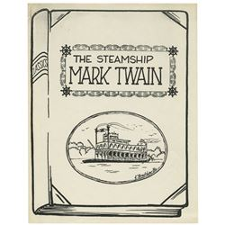 Mark Twain Cast Member Manual.