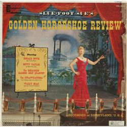 Slue-Foot Sue's Golden Horseshoe Review Record.