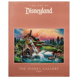 Splash Mountain Disney Gallery Poster.