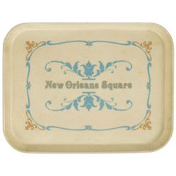 New Orleans Square Serving Tray.
