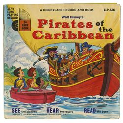 Pirates of the Caribbean Story Record.