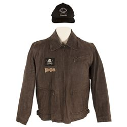 Sam McKim's Pirates of the Caribbean Jacket with Hat.