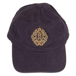 Club 33 Gold Logo 40th Anniversary Hat.