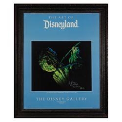 Ken Anderson Signed Disney Gallery Wicked Queen Print.