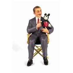 Walt Disney Classics Collection Walt & Mickey Figurine.