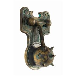 Haunted Mansion Door Knocker Prop.