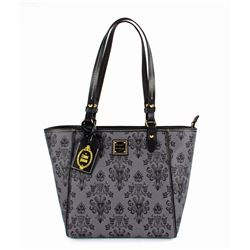 Dooney & Bourke Haunted Mansion Small Tote.