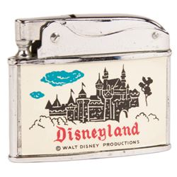 Sleeping Beauty Castle Lighter.
