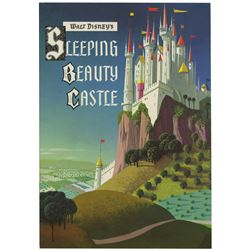 Walt Disney's Sleeping Beauty Castle Guidebook.